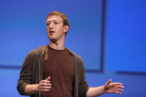 Facebook's multi-billionaire founder, Mark Zuckerberg, has appeared in front of US Congress representatives to answer questions on Facebook's influence in the US presidential election. (Image: Brian Solis, Flickr)