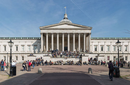 University College London is one of London's foremost research-based universities. (Image: Wikimedia)