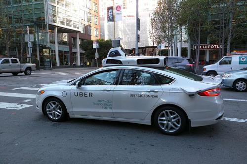 Uber will refocus its attention fully on its self-driving car program. (Image: Wikimedia)