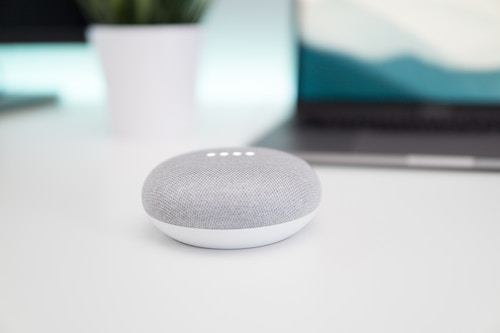 Google's data allows the company to build products such as Google Home, and determines which ads to show when you search for results. (Image: Kevin Bhagat)