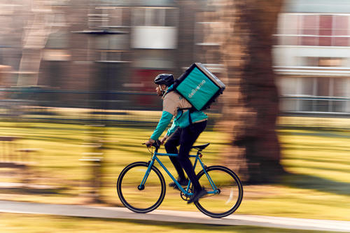 Million use Deliveroo to get restaurant meals delivered straight to their homes. (Image: Deliveroo)