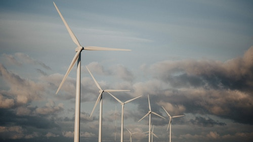 More and more energy is being generated by renewable sources, such as wind power and hydro.  (Image: British Gas)
