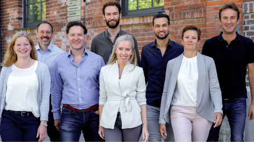 The Ananda Ventures team. (Image: Ananda Ventures)