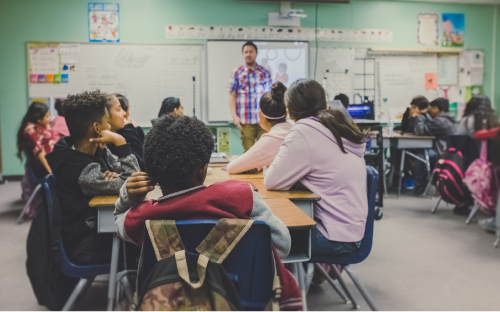 Despite a government push on security in schools, there is no formal nationwide policy around incident and alarm management. (Image: NeONBRAND, Unsplash)