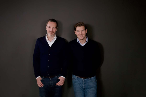 N26 co-founders, Maximilian Tayenthal (CFO) and Valentin Stalf (CEO). (Image: N26)