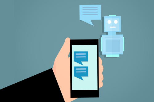 Chatbots are used by millions on services such as Messenger, WhatsApp and WeChat. So how can they re-purposed to be used internally at the workplace? (Image: Pixabay)