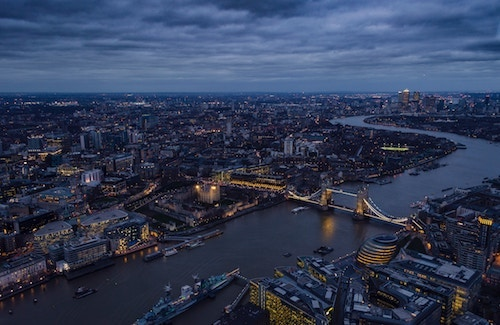 Balderton is based in London, but invests in startups from all over Europe.  (Image: Henry Be, Unsplash)