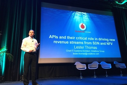 Dr. Lester Thomas, Head of System Architecture Center of Excellence, Vodafone Group, published the Open API Map at TM Forum.