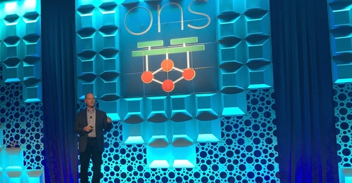 AT&T's John Donovan talks about Indigo during the Open Networking Summit.