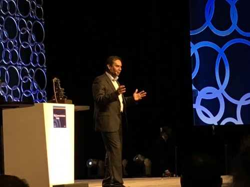 CenturLink's Aamir Hussain delivered a keynote on Tuesday, and stressed the pursuit of simplification, transforming the customer experience, leveraging partnerships and strengthening security to harness the power of the digital disruption.