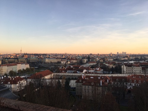This year's 2020 Vision Executive Summit was held in the beautiful city of Prague, capital of the Czech Republic.