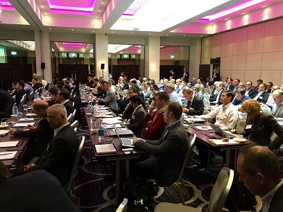 The rapt audience at the OSS in the Era of SDN and NFV event in London listened intently to Chappell reveal her latest insights on NFV and SDN.