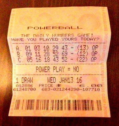 Winning Powerball tickets were sold in California, Florida and Tennessee. Winners will get approximately $310 million each before taxes.