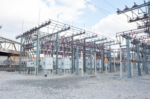 Researchers tested their approach at two electrical substations. (Source: Fitrah Hamid, Georgia Tech)