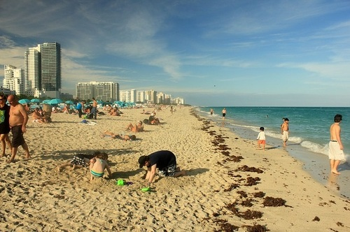 The service provider will be working hard to bring New IP network services, high bandwidth and IoT solutions to the people and government of the popular (and populous) Florida region. Perhaps, though, AT&T reps will have time to take five and enjoy Miami's famous beaches (or night life).