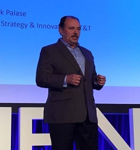 The technologies are changing fast and IT professionals must adapt to an agile, DevOps world in order for their organizations to not only thrive but survive, says Frank Palese, SVP IT Strategy & Innovation, AT&T Entertainment at Amdocs Americas Summit in Orlando. (Source: Tsahi Levent-Levi/Flickr)