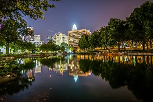 Charlotte, known for its financial district, saved $10 million in two years via smart city and IoT initiatives.