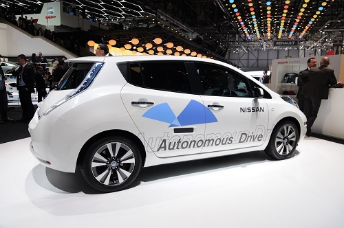 Huge demand for IoT solutions such as self-driving cars will be one driver for 5G.