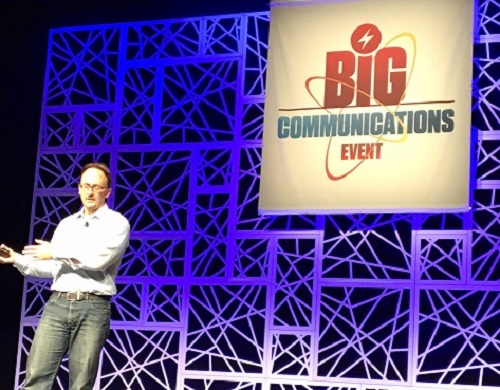 AT&T's Toby Ford uses his Big Communications Event to discuss the dramatic network changes he's seen -- and led -- at the service provider.