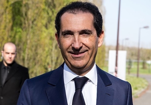 Billionaire Patrick Drahi is reclaiming Altice. (Source: Jeremy Barande / Ecole polytechnique / cc-by-sa-2.0)