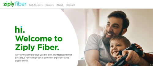 Ziply Fiber has launched a web site touting the new brand ahead of its anticipated acquisition of Frontier Communications operations in four northwestern US states.