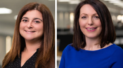 CityFibre named two new city managers. Lucy Cooper (left) is now city manager of its Bournemouth project, while Aideen Sadler is city manager for the wholesaler's Southend-on-Sea full-fiber deployment.