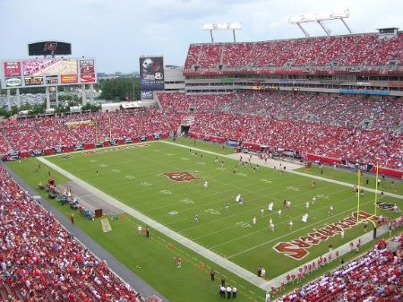 Frontier Communications is the broadband and network team behind the Tampa Bay Buccaneers, a contract that runs through 2024 -- but no guarantee of a Super Bowl included.