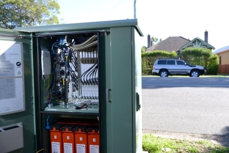 nbn is upgrading some FTTN subscribers to FTTC or FTTP services in order to meet government-mandated speeds across the nbn network. (FTTN deployment photo source: nbn)