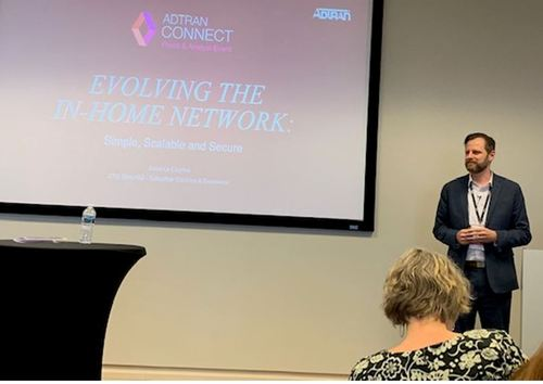 Operators can find new opportunities, reduce or eliminate truck rolls and enhance subscriber experience by resolving WiFi headaches, SmartRG Chief Technology Officer David La Cagnina told ADTRAN Connect attendees.