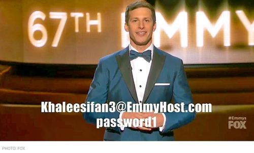 During the 2015 Emmys, host Andy Samberg shared his log-on and password for HBO Now, a marketing ploy that benefited the service (and awards show). More typically, SVoD and pay-TV services look down on this practice.