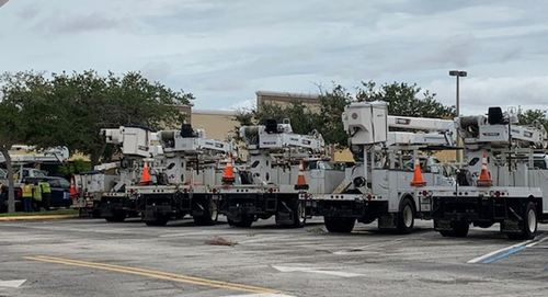 After going through a hurricane and losing power, the sight of lines of utility trucks is indescribably comforting -- albeit costly for electric companies, and something broadband operators increasingly can reduce via buried lines, millions of WiFi hotspots and network diagnosis tools.