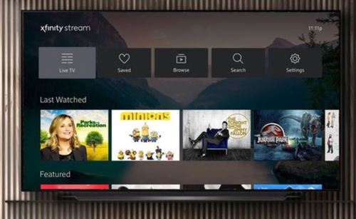 With its Xfinity Stream app for LG TVs, Comcast offers  support many of the same services and features available on its X1-class set-top boxes.