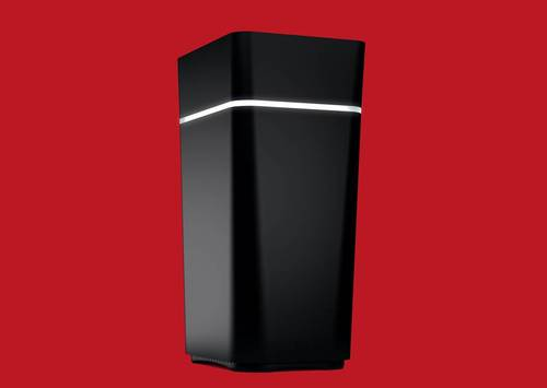 With the DOCSIS 3.1 router, Virgin Media added antennae and other features designed to support multiple users and applications, such as cloud gaming, streaming video and smart-home IoT devices.