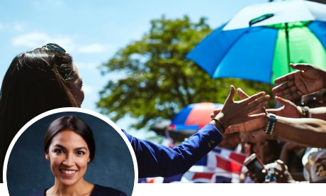 The activist that initially help up the Sunrise deal was German-led investment firm Active Ownership Capital (AOC) -- not Alexandria Ocasio-Cortez, the U.S. Representative for New York's 14th congressional district. (Photo Source: Ocasio-Cortez' Twitter)
