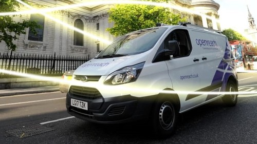 Openreach wants to shift up a FTTH gear with a new equipment supplier.