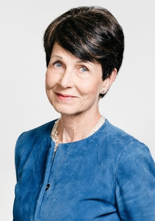 Sari Baldauf is predicted to take over as Nokia's chair, pending re-election to the board in April 2020.