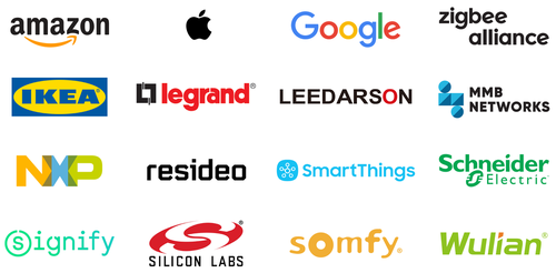 There are some big names supporting Project Connected Home over IP.