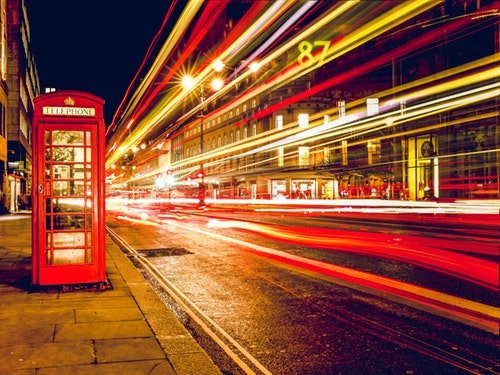 Colt has been densifying its networks in European cities, including London, so its high-speed broadband networks can support 5G and data-intensive uses such as cloud-based financial applications.  (Photo source: Negative Space, Pexels)