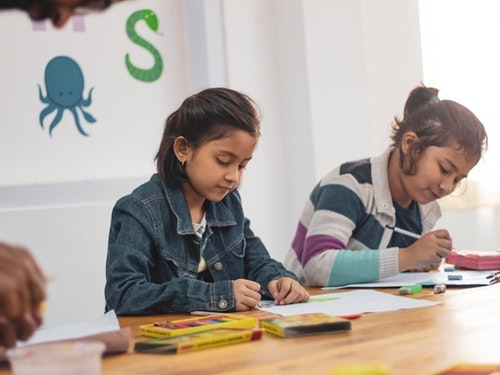 Crayons and books remain invaluable, but when they use computers, students across the Denver School District now have broadband infrastructure up to 500% faster than the prior deployment, Zayo said.   (Source: Pragyan Bezbaruah from Pexels)