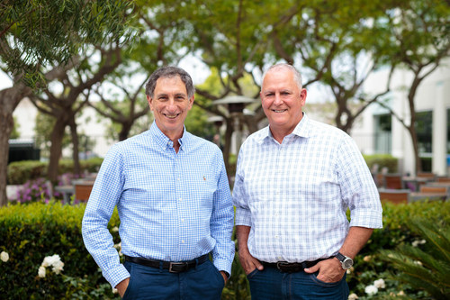 In a change up top at Viasat, long-time CEO Mark Dankberg (left) has been appointed executive chairman and will retain his role as chairman of the board. Rick Baldridge, Viasat's former president and COO, has been upped to CEO.   (Source: Viasat)