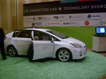 The LTE Car